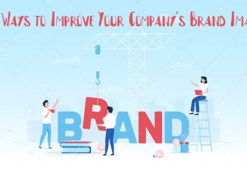 5 Ways to Improve Your Company's Brand Image